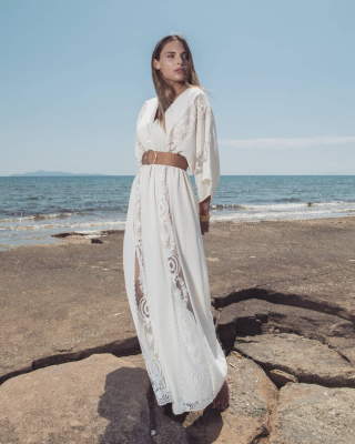Boho Maxi Lace Dress from Summer Collection 2020! Explore all summer collection 2020 here 👉 https://www.espoir.gr/ . . . . . . #boho #summer #collection #luxuryfashion #espoircollection #whitedress # summerdress #luxurydetails #vintagelace #greekbrand #designerlife #designerbrand #picoftheday